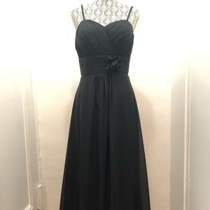 Dresses & Skirts - Black Evening Dress